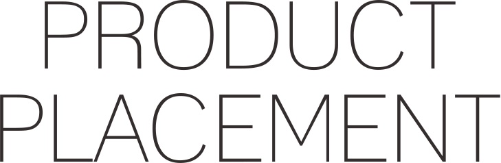Product placement 2/3 – TÉMA