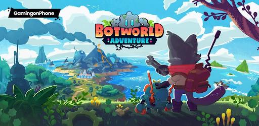 Botworld Adventure – MOBILNÍ HRY – Když Pokémony nahradí boti!