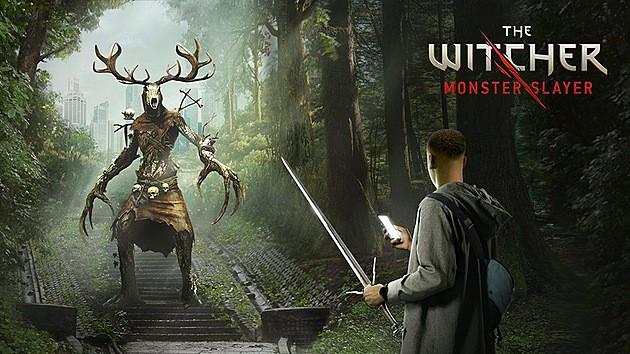 The Witcher: Monster Slayer – MOBILNÍ HRY – Zaklínač v rozšířené realitě!