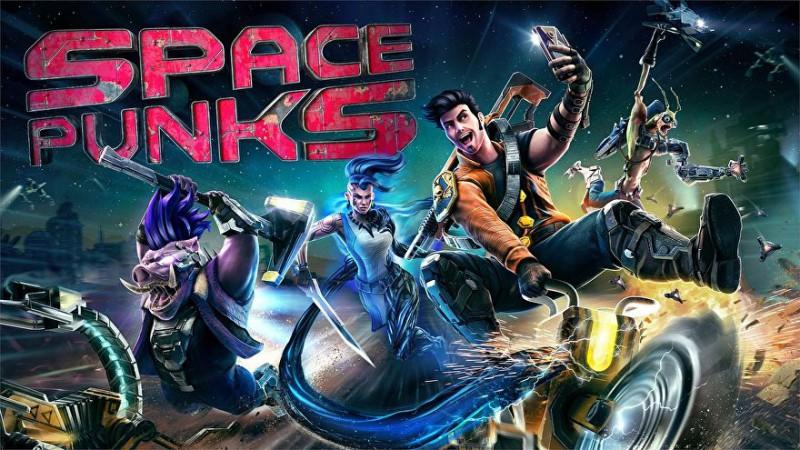 Space Punks – NOVINKY – Diablo a Borderlands dohromady?