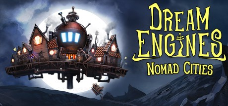 Dream Engine: Nomad Cities – NOVINKY – Létající město s trochou Factoria!