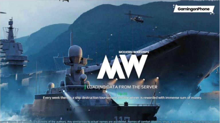 Modern Warships – MOBILNÍ HRY – Bitevní lodě na Android!