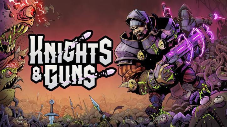 Knights & Guns – NOVINKY – I rytíř občas potřebuje brokovnici!