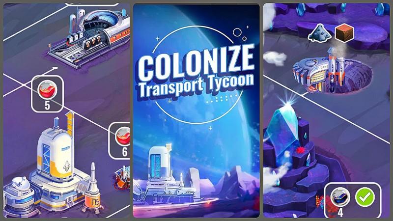 Colonize: Transport Tycoon – MOBILNÍ HRY – OpenTTD z jiné planety!