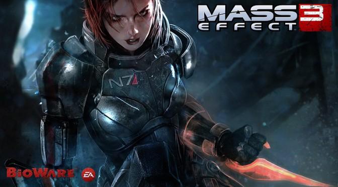 Mass Effect - Výlet ke hvězdám