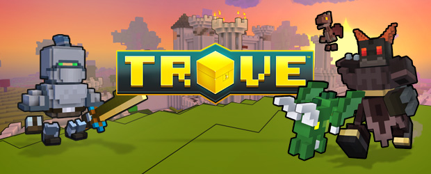 TROVE – RECENZE – Free to play