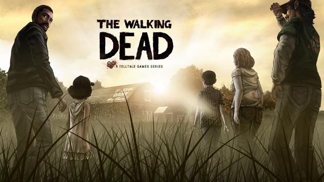 The Walking Dead: Telltale Games, season 1, ep. 1 - Zombie sem, zombie tam