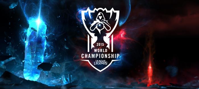 LoL – World Championship 2015